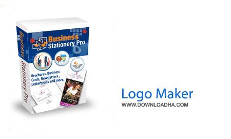 Logosmartz Logo Maker 10 نرم افزار طراحی لوگو های زیبا LogoSmartz Logo Maker 10.0