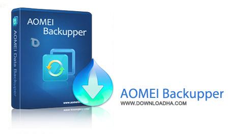 AOMEI%20Backupper%20Professional%203.1 نرم افزار بازیابی فایل های حذف شده AOMEI Backupper Professional 3.1