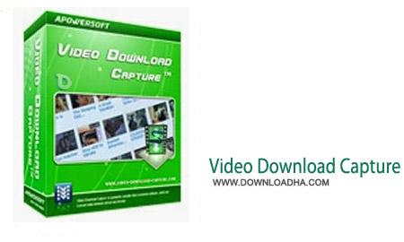 Apowersoft Video Download Capture 5.0.7 نرم افزار دانلود ویدیو های آنلاین Apowersoft Video Download Capture 5.0.7