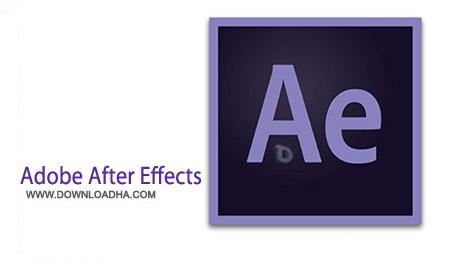 Adobe After Effects CC 2016 نرم افزار میکس و مونتاژ فیلم ها Adobe After Effects CC 2015 13.5.1