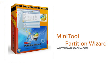 MiniTool Partition Wizard Pro 9.1.0 نرم افزار مدیریت پارتیشن ها MiniTool Partition Wizard Pro 9.1.0