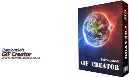 EximiousSoft%20GIF%20Creator%207.31 نرم افزار ساخت و ویرایش فایل Gif متحرک EximiousSoft GIF Creator 7.31