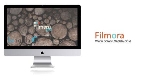 Wondershare%20Filmora%20v6.6.0.39 نرم افزار ویرایش حرفه ای فیلم Wondershare Filmora v6.6.0.39