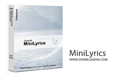 MiniLyrics 7.7.49 نرم افزار پخش شعر آهنگ در هنگام پخش آن MiniLyrics 7.7.49