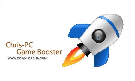 Chris PC Game Booster 3.00 نرم افزار بهینه سازی ویندوز برای اجرای بازی ها Chris PC Game Booster 3.00