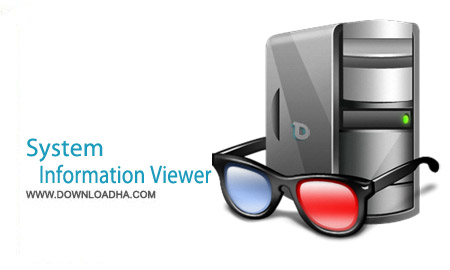 System Information Viewer 5.02 نرم افزار مشاهده مشخصات سیستم System Information Viewer 5.02