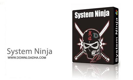 System%20Ninja%203.1.1 نرم افزار بهینه سازی ویندوز System Ninja 3.1.1