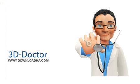 3D Doctor v5.20140721 نرم افزار تشخیص ٣ بعدی پزشکان 3D Doctor v5.20140721