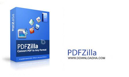PDFZilla 3.2.0 نرم افزار مبدل PDF توسط PDFZilla 3.2.0