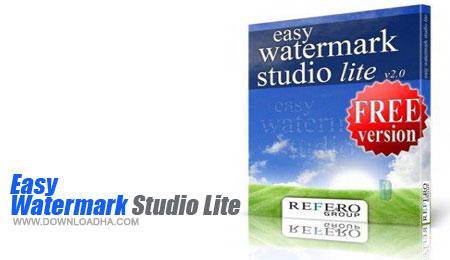Easy%20Watermark%20Studio%204.2 نرم افزار ایجاد واترمارک بر رو تصاویر Easy Watermark Studio Lite 4.2