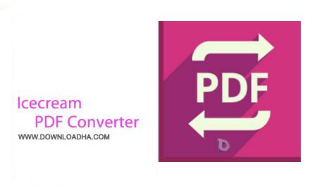 Icecream%20PDF%20Converter%201.58 نرم افزار تبدیل PDF به فرمت تصاویر Icecream PDF Converter 1.58