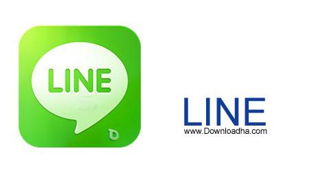 LINE%204.1.2.516 نرم افزار مسنجر لاین LINE 4.1.2.516