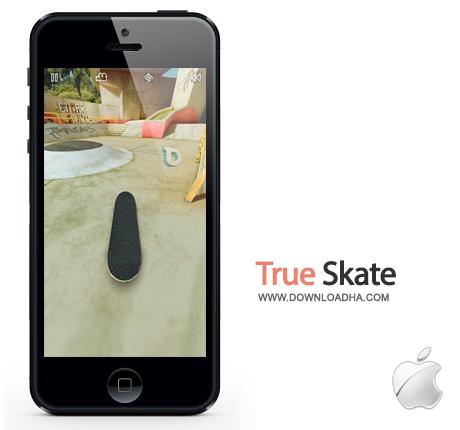 True%20Skate%201.3 بازی اسکیت سواری True Skate v1.3.14 مخصوص آیفون ، آیپد و آیپاد