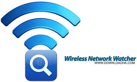 Wireless%20Network%20Watcher%201.83 نرم افزار نمایش دستگاه های متصل به مودم وایرلس Wireless Network Watcher 1.83