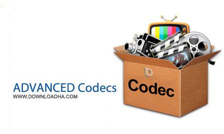 ADVANCED%20Codecs%205.4.0 نرم افزار کدک های مالتی مدیا ویندوز ADVANCED Codecs for Windows 7 / 8 / 10 5.4.0