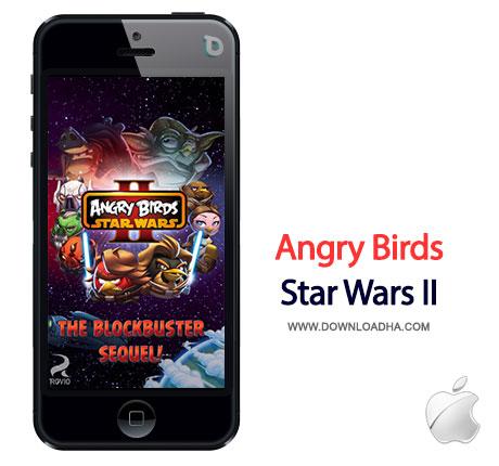Angry%20Birds%20Star%20Wars%20II%201.8 بازی پرندگان خشمگین Angry Birds Star Wars II v1.8 مخصوص آیفون ، آیپد و آیپاد