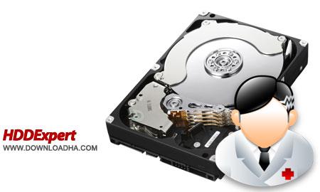 HDDExpert%201.13 نرم افزار بررسی سلامتی هارد دیسک HDDExpert 1.13
