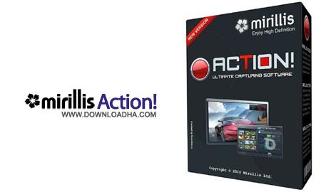 Mirillis%20Action%201.26.0 نرم افزار ضبط فیلم آموزشی از محیط ویندوز Mirillis Action 1.26.0