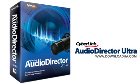 CyberLink%20AudioDirector%20Ultra%205.0.5611.0%20Final نرم افزار ویرایش قدرتمند صدا CyberLink AudioDirector Ultra 5.0.5611.0
