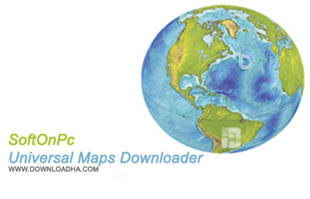 Universal%20Maps%20Downloader%207.331 نرم افزار دانلود نقشه های آنلاین SoftOnPc Universal Maps Downloader 7.331