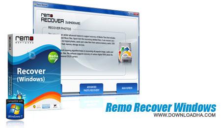 Remo%20Recover%204.0 نرم افزار بازیابی حرفه ای اطلاعات Remo Recover 4.0