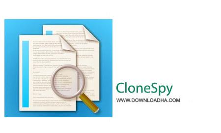 CloneSpy%203.22 نرم افزار حذف فایل های تکراری CloneSpy 3.22
