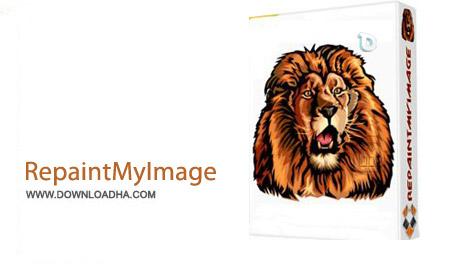 RepaintMyImage v1.2 نرم افزار تبدیل عکس به نقاشی RepaintMyImage v1.2
