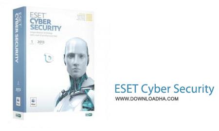 ESET Cyber Security Pro v6.0.14.3 نرم افزار آنتی ویروس ESET Cyber Security Pro v6.0.14.3 مخصوص مک