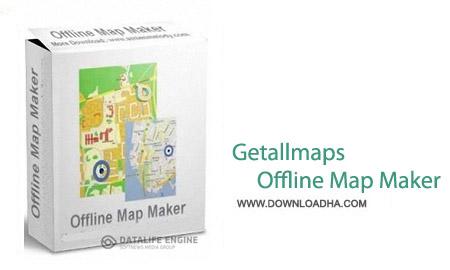 Offline%20Map%20Maker%20v6.2 نرم افزار ذخیره نقشه های آفلاین Offline Map Maker v6.2