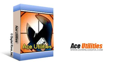 Ace%20Utilities%206.0.0 نرم افزار بهینه سازی رجیستری Ace Utilities 6.0.0
