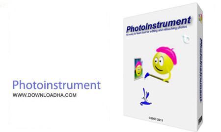 Photoinstrument%207.4 نرم افزار روتوش و بازسازی تصاویر Photoinstrument 7.4