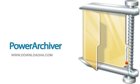 PowerArchiver%202015%2015.04.03 نرم افزار فشرده سازی قدرتمند PowerArchiver 2015 15.04.03
