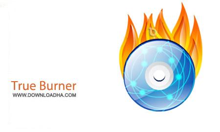 True Burner 3.0 نرم افزار رایت سی دی و دی وی دی True Burner 3.0