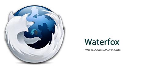 Waterfox%20v40 نرم افزار مرورگر واترفاکس Waterfox v40.0.2