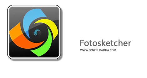 FotoSketcher%203.20 نرم افزار تبدیل تصاویر به نقاشی FotoSketcher 3.20