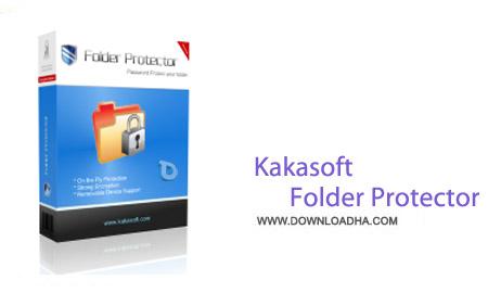 Kakasoft Folder Protector 6.30 نرم افزار قفل کردن پوشه ها Kakasoft Folder Protector 6.30