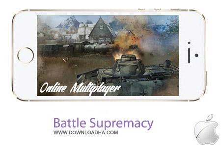 Supremacy%201.2 بازی جنگ جهانی دوم Battle Supremacy v1.2.2 مخصوص آیفون ، آیپد و آیپاد