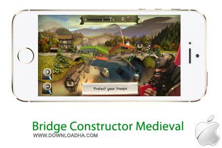 Bridge%20Constructor%20v3.1 بازی ساخت پل Bridge Constructor v3.1 مخصوص آیفون و آیپد