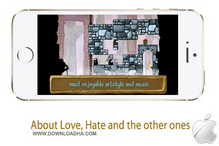 About Love%2c Hate and the other ones 1.3 بازی معمایی About Love, Hate and the other ones v1.3.2 مخصوص آیفون ، آیپد و آیپاد