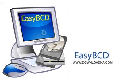 EasyBCD 2.3.201b نرم افزار ویرایش بوت ویندوز EasyBCD 2.3.201b