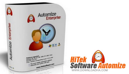 HiTek%20Software%20Automize%20Enterprise%2011.06 نرم افزار اجرای خودکار وظایف HiTek Software Automize Enterprise 11.06