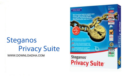 Steganos Privacy Suite 17.0.1 نرم افزار رمزنگاری حرفه ای اطلاعات Steganos Privacy Suite 17.0.1