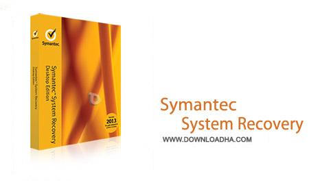 Symantec System Recovery 2013 R2 11 نرم افزار Backup حرفه ای Symantec System Recovery 2013 R2 11.1.3.55088