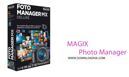 MAGIX Photo Manager 15 Deluxe v11.0.2.3.6 نرم افزار مدیریت تصاویر MAGIX Photo Manager 15 Deluxe v11.0.2.3.6