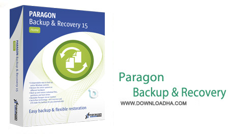 Paragon Backup %26 Recovery 10.1.25.377 نرم افزار پشتیبان گیری قدرتمند Paragon Backup & Recovery 10.1.25.377