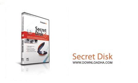 Secret Disk 3.00 نرم افزار ساخت درایو مخفی Secret Disk 3.00