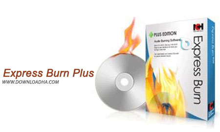 Express%20Burn%204.89 نرم افزار رایت آسان انواع داده ها Express Burn 4.89
