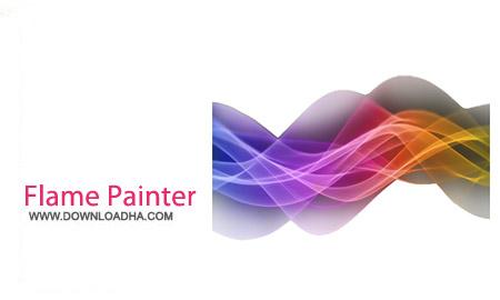 Flame Painter 3.2 نرم افزار خلق آثار هنری آتشین Flame Painter 3.2