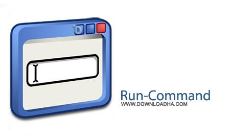 Run Command%202.45 نرم افزار جایگزین Run ویندوز Run Command 2.45