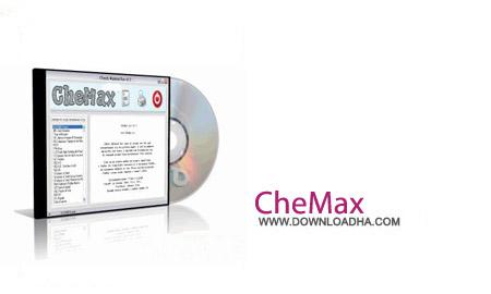CheMax 17.3 نرم افزار کد تقلب بازی های کامپیوتری CheMax 17.3